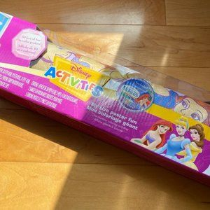 Disney Princess Activities Poster Roll